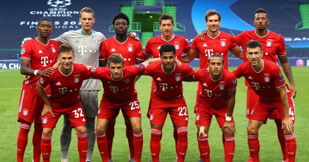 2020 European Champions - Bayern Munich Quiz - By mucciniale