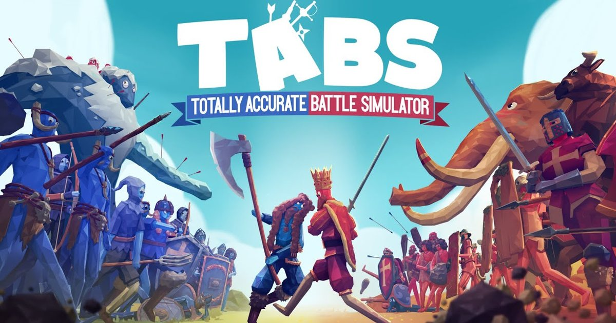 Totally Accurate Battle Simulator (TABS) Units Quiz - By