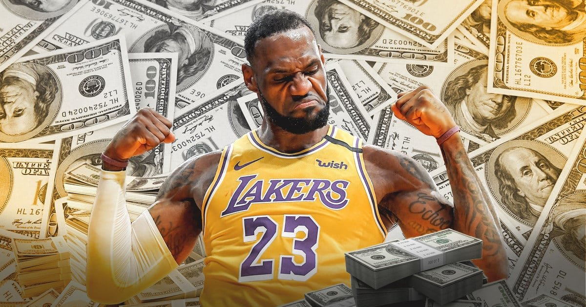 NBA Highest Paid Players 2020-2021 Quiz - By 1234asojod